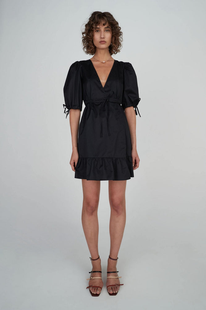 Hansen & Gretel - Rennie Dress in Black