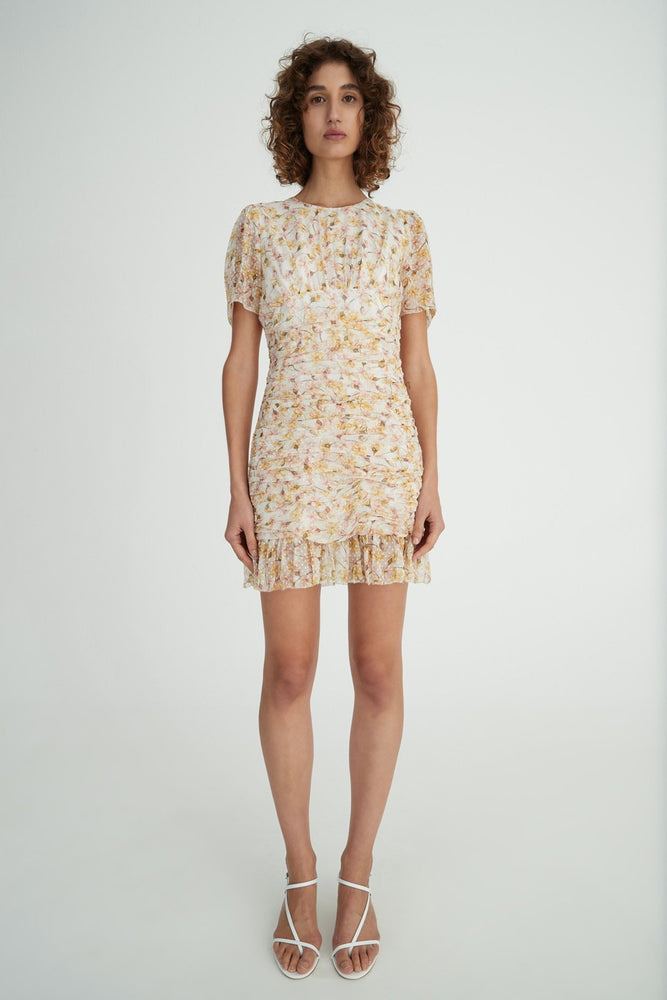Hansen&Gretel - Joy Dress in Garden Print