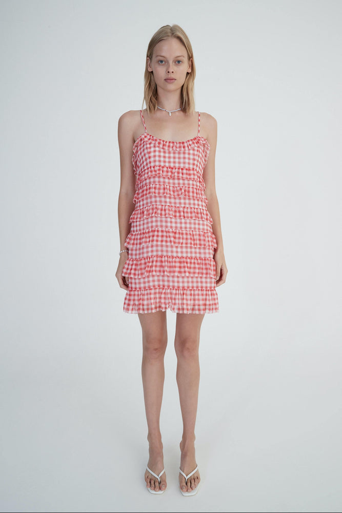 Hansen&Gretel - Petra Dress in Gingham