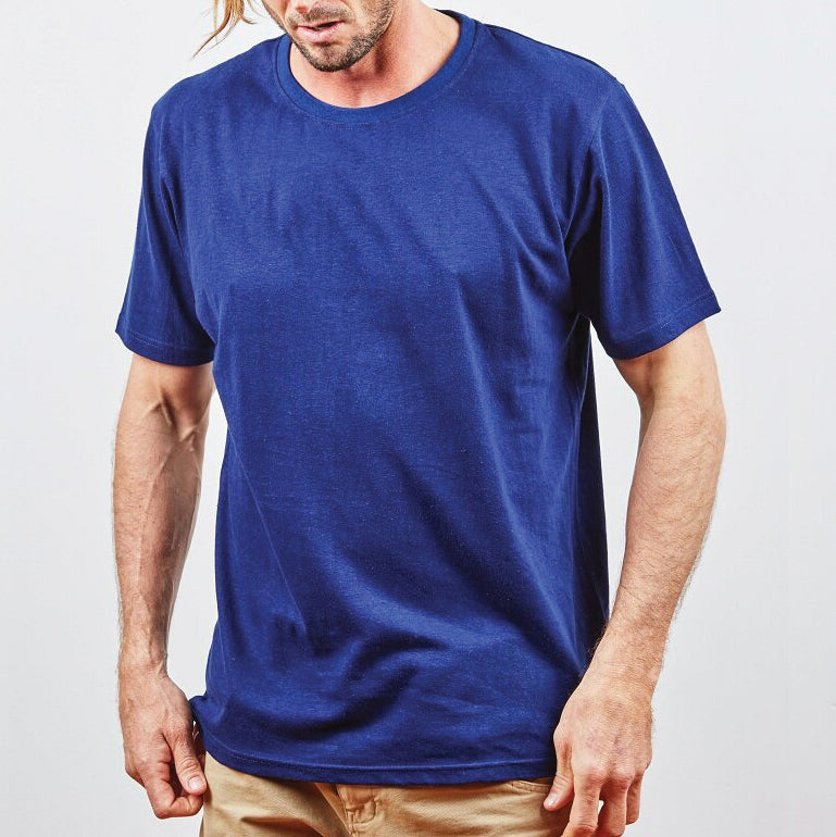 Hemp Clothing Australia - Classic T-Shirt Navy