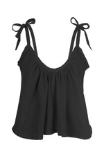Honour - Tie Me Cami in Black
