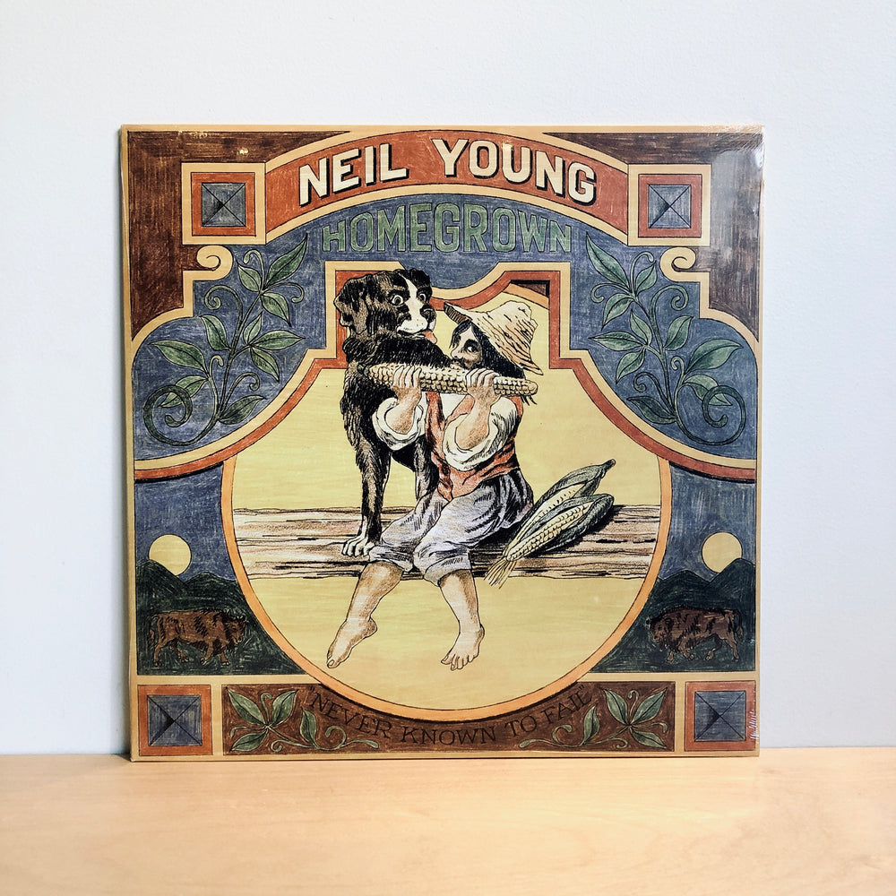 Neil Young - Homegrown. LP