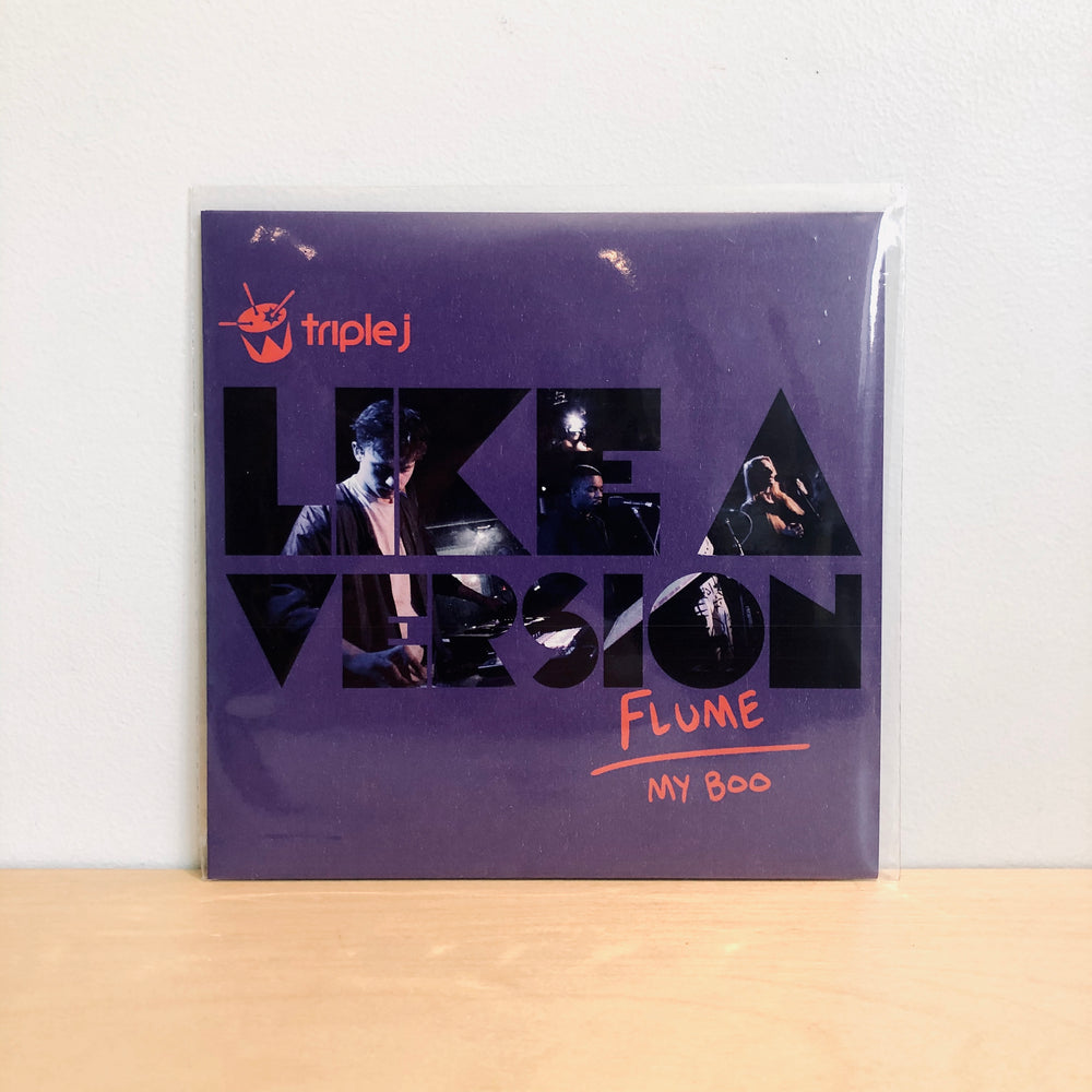 "RSD DROPS 1 - Flume - My Boo / Never Be Like You. 7"" [Ltd Ed. Triple J Like A Version Release]"