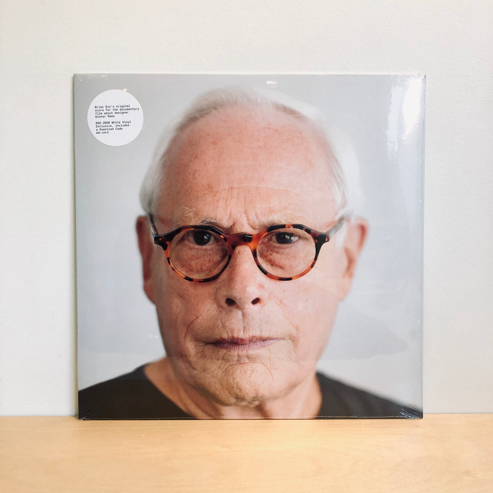 RSD DROPS 1 - Brian Eno - RAMS. LP [ Ltd Ed. 2500 White Vinyl]