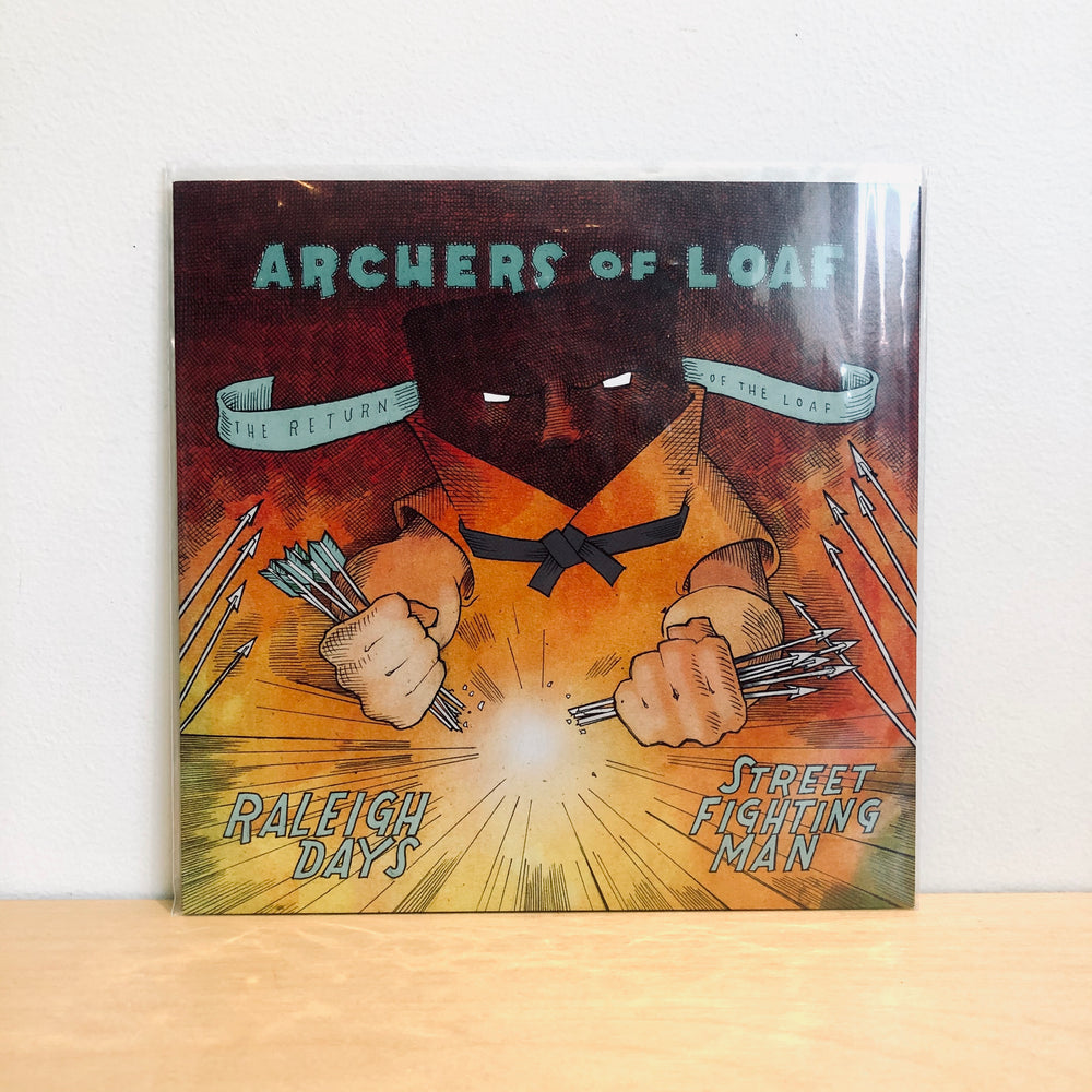 "RSD DROPS 1  - Archers Of Loaf - Raleigh Days. 7"" [Ltd Ed. 1200]"