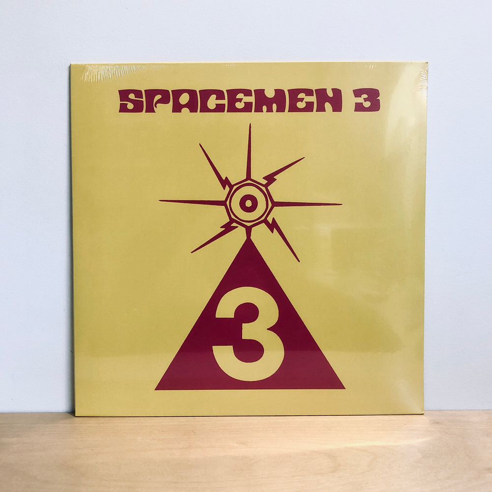 Spacemen 3 - Threebie 3. LP [Ltd Ed. 180g Yellow Vinyl] - RSD DROPS 1
