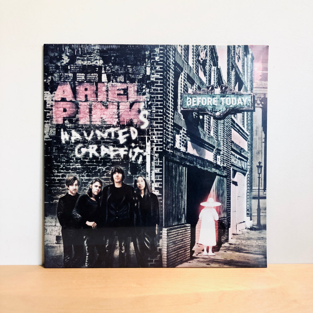 Ariel Pink's Haunted Graffiti - Before Today. LP