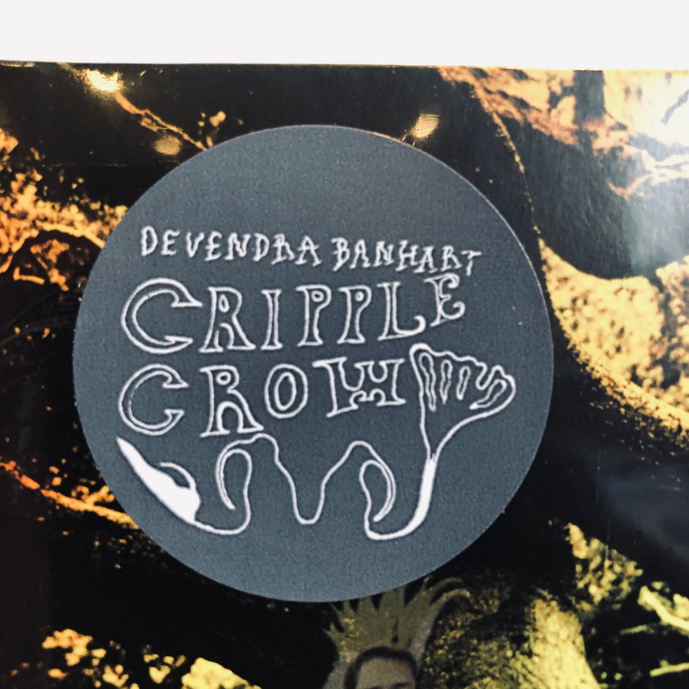 Devendra Banhart - Cripple Crow. LP