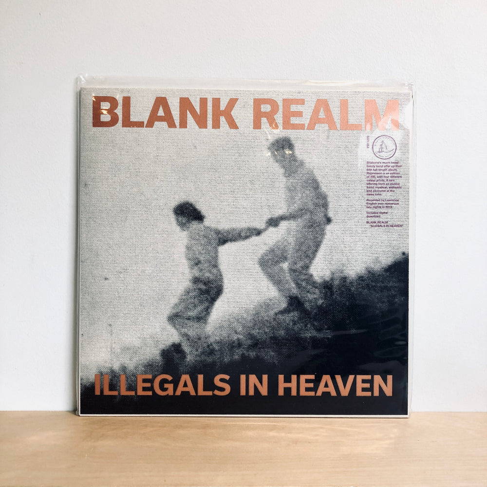 Blank Realm - Illegals In Heaven. LP