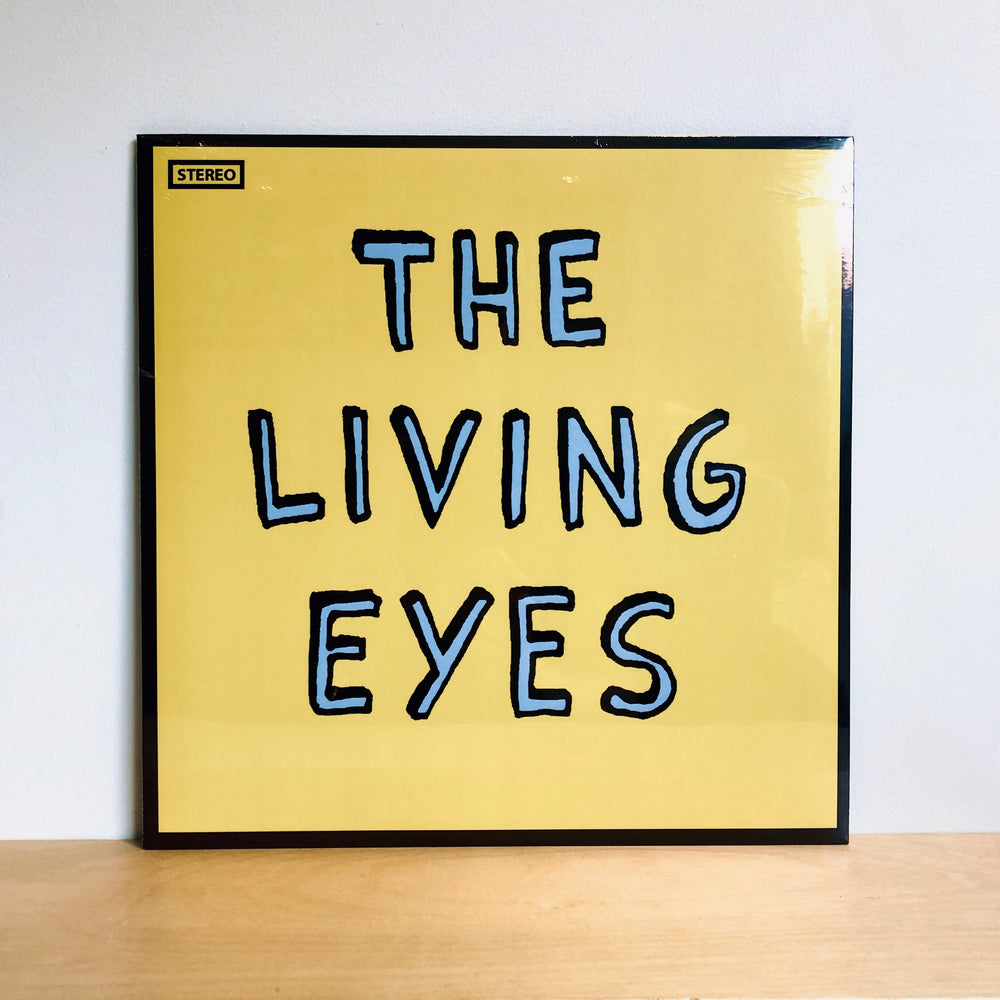 Living Eyes - S/T. LP [2020 Re-issue]