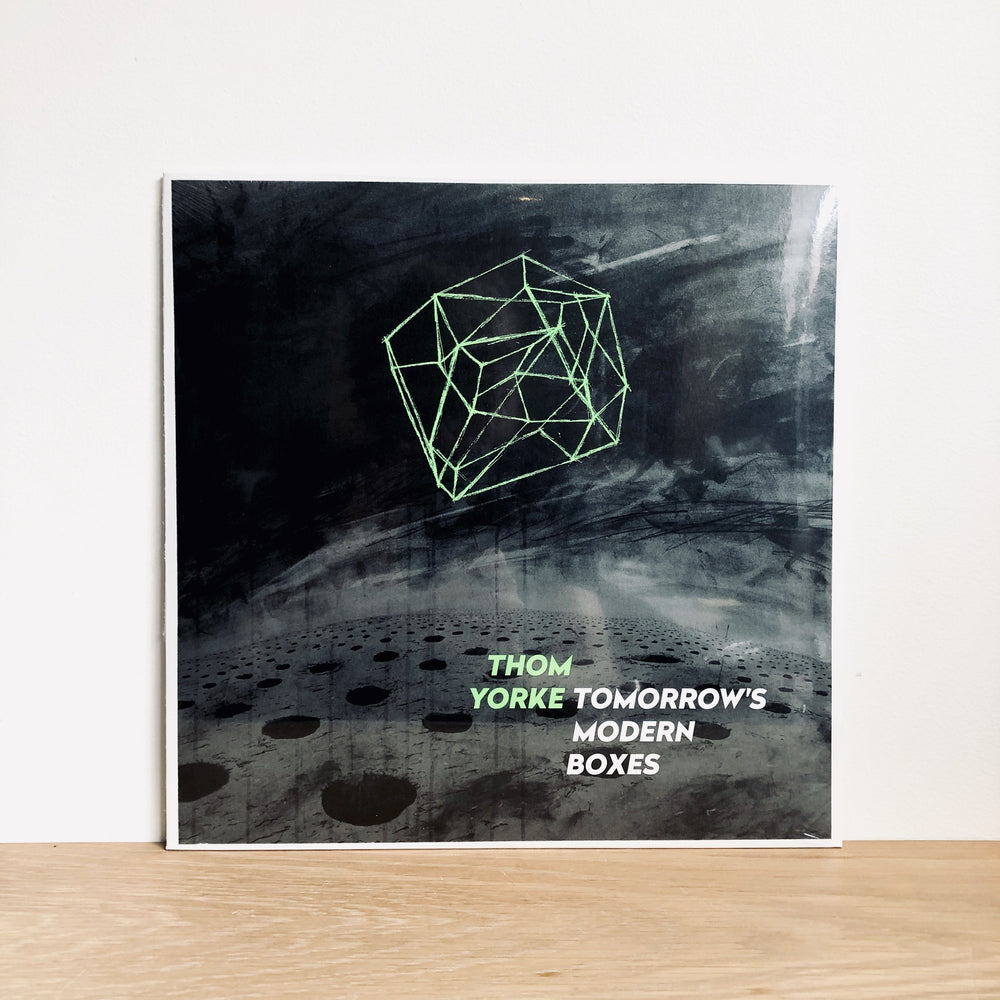 Thom Yorke - Tomorrows Modern Boxes. LP [White Vinyl]