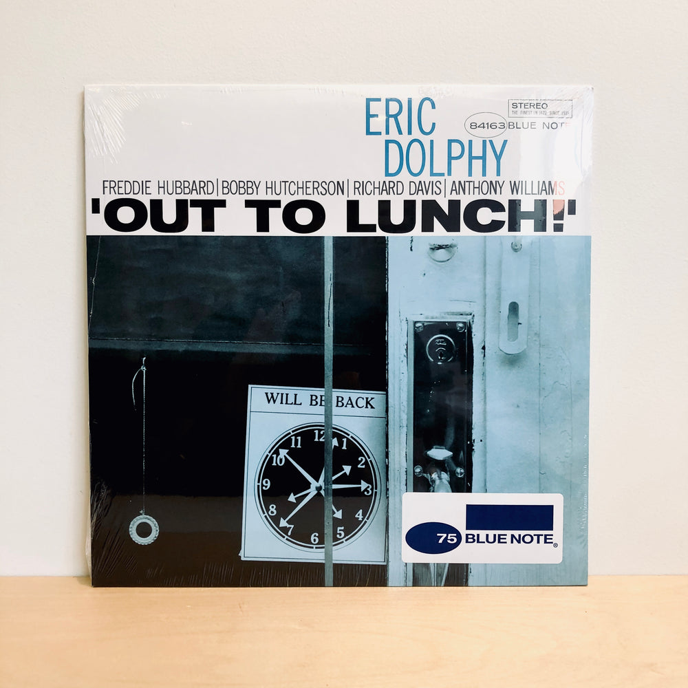 Eric Dolphy - Out to Lunch. LP