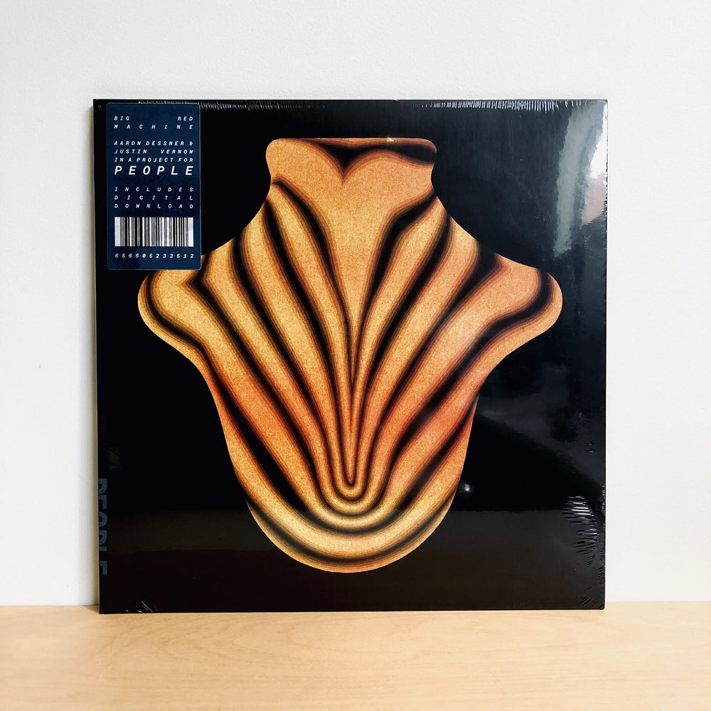 Big Red Machine - S/T. LP [Feat Justin Vernon & Aaron Dessner]