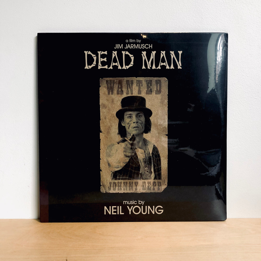 Neil Young - Dead Man OST. LP