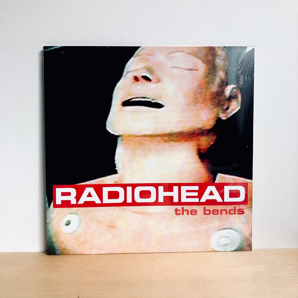 Radiohead - The Bends. LP