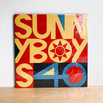 Sunnyboys - 40 LP (Gatefold Edition)