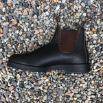 Blundstone - 500 Elastic Sided V Cut Boot Stout Brown