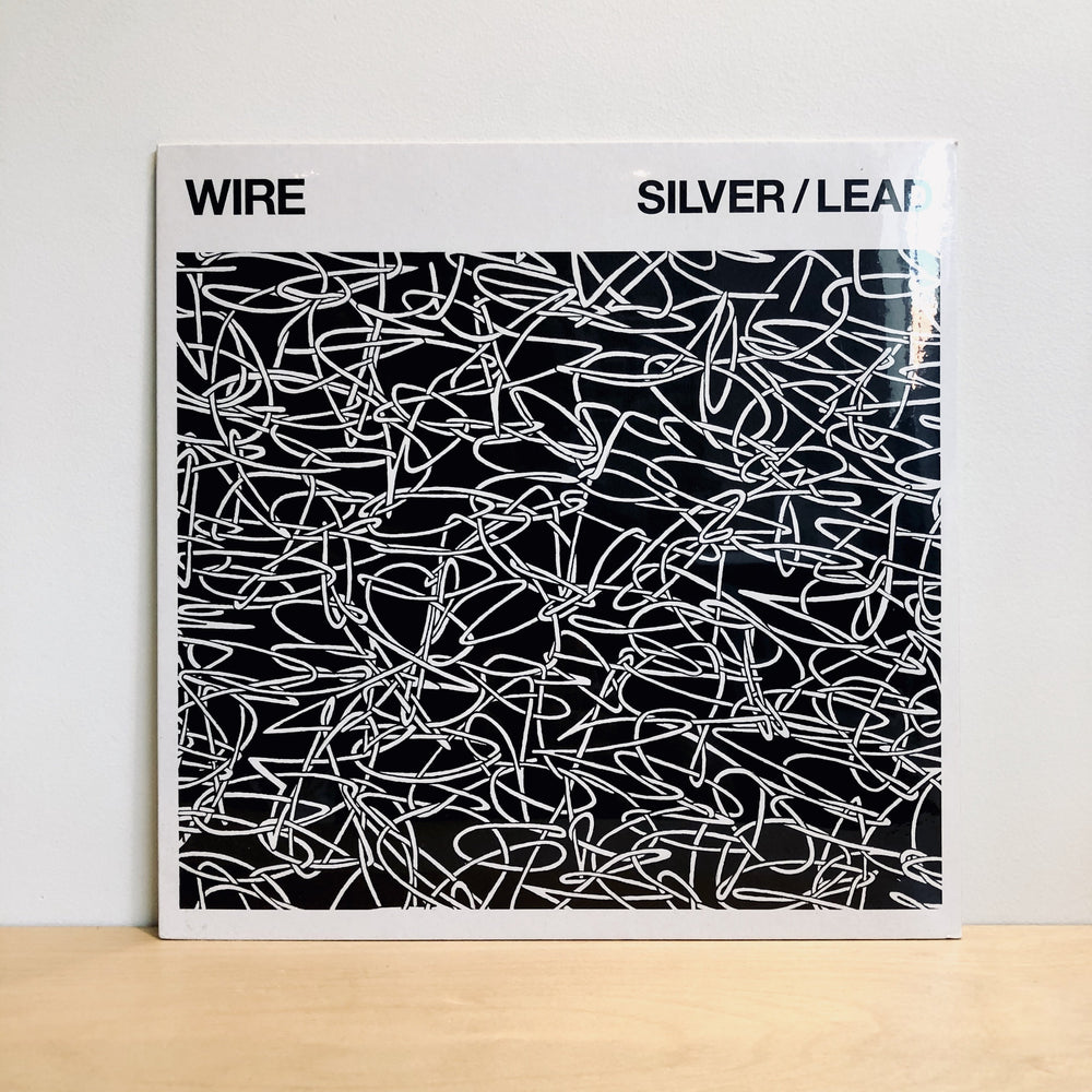 Wire - Sliver/Lead. LP