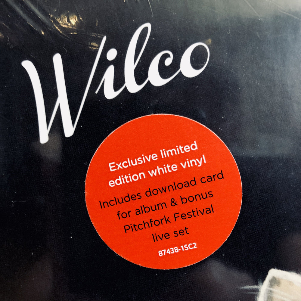 Wilco - Star Wars. LP (Limited Edition White Vinyl)