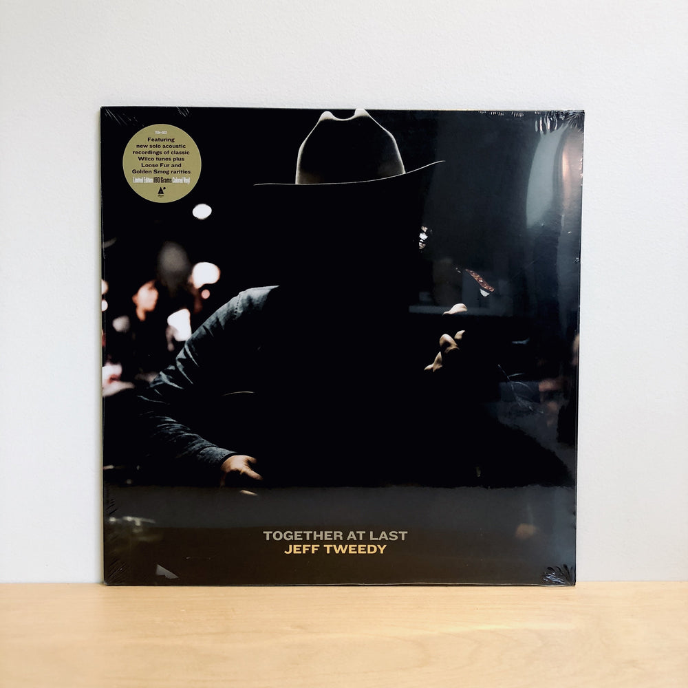 Jeff Tweedy - Together At Last. LP [Limited Yellow Vinyl Edition]