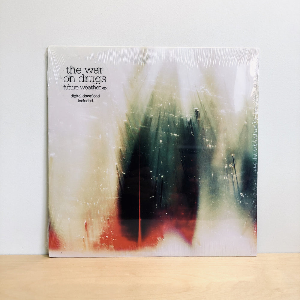 "The War On Drugs - Future Weather. EP 12"""