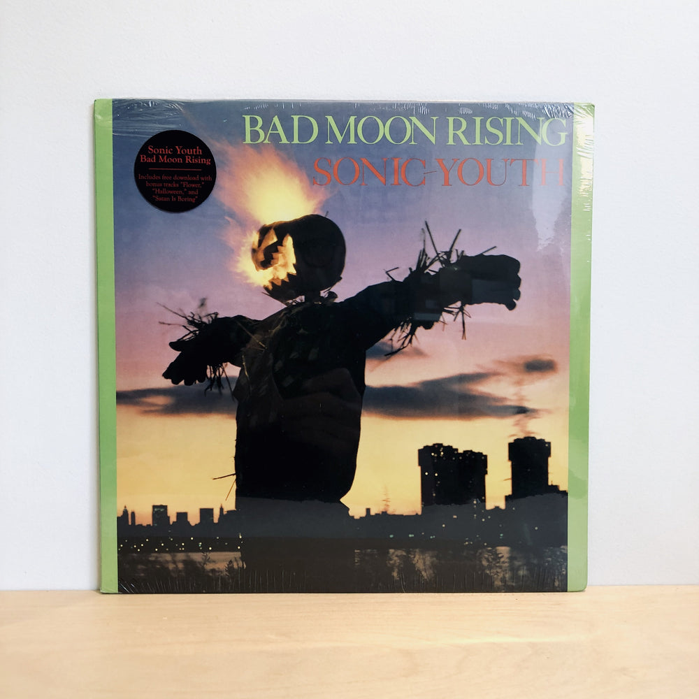 Sonic Youth - Bad Moon Rising. LP