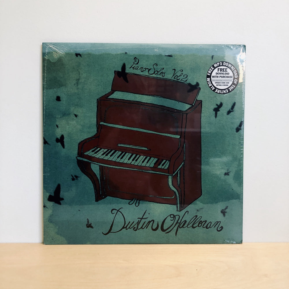 Dustin O'Halloran - Piano Solos Vol.2 LP