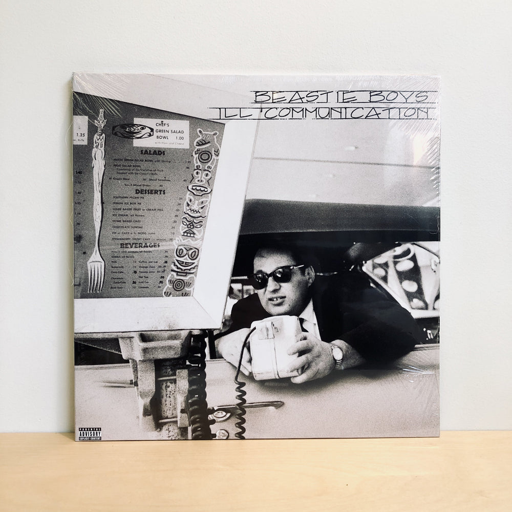 Beastie Boys - Ill Communication. 2LP