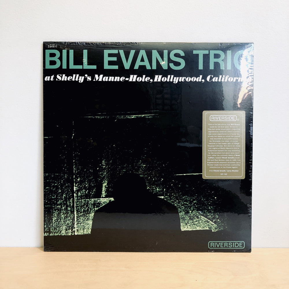 Bill Evans Trio - At Shelly's Manne-Hole [LP] (Limited Edition)