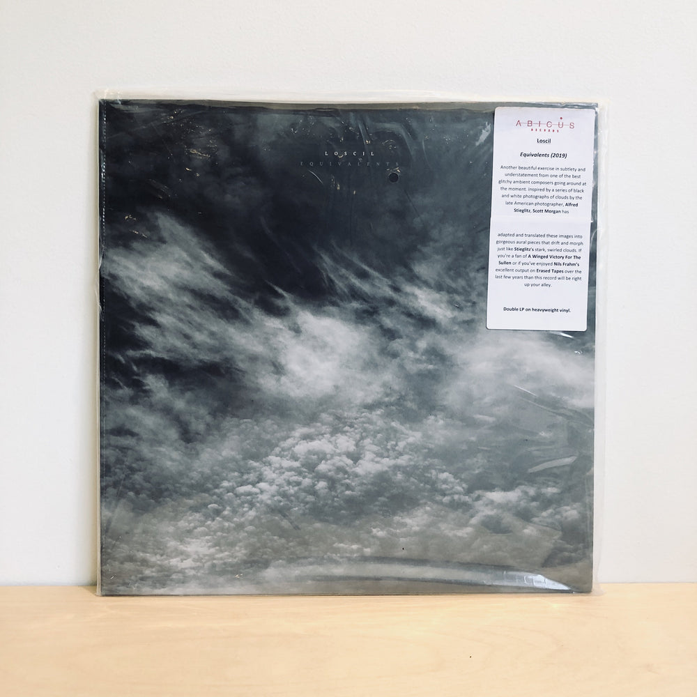 Loscil- Equivalents 2LP