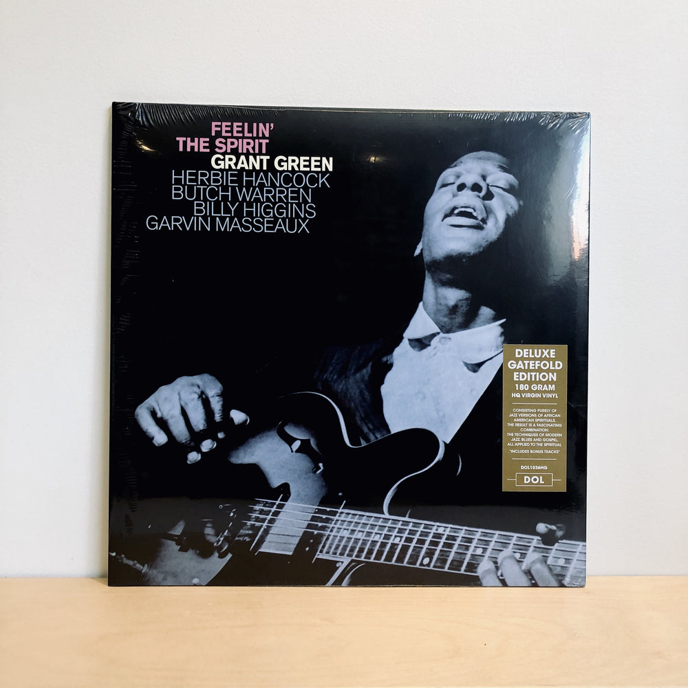 Grant Green - Feelin The Spirit. LP