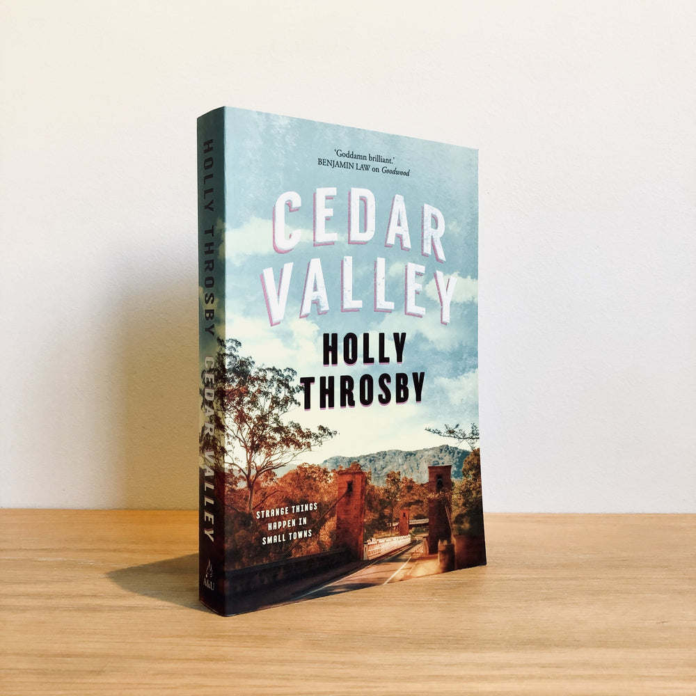 Holly Throsby - Cedar Valley