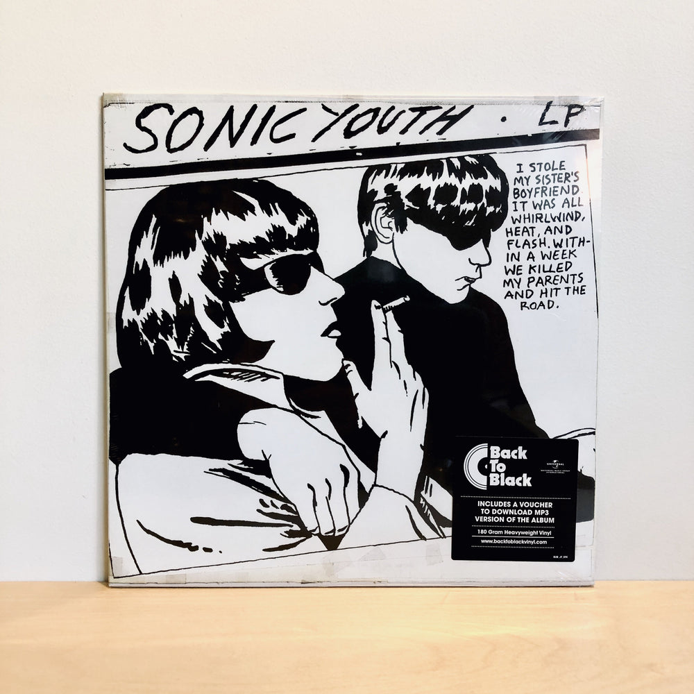Sonic Youth - Goo. LP (180g)