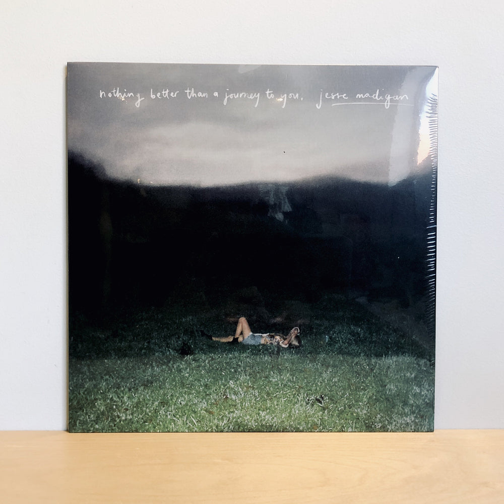 Jesse Madigan - Nothing Better Than A Journey To you. LP [Newcastle]