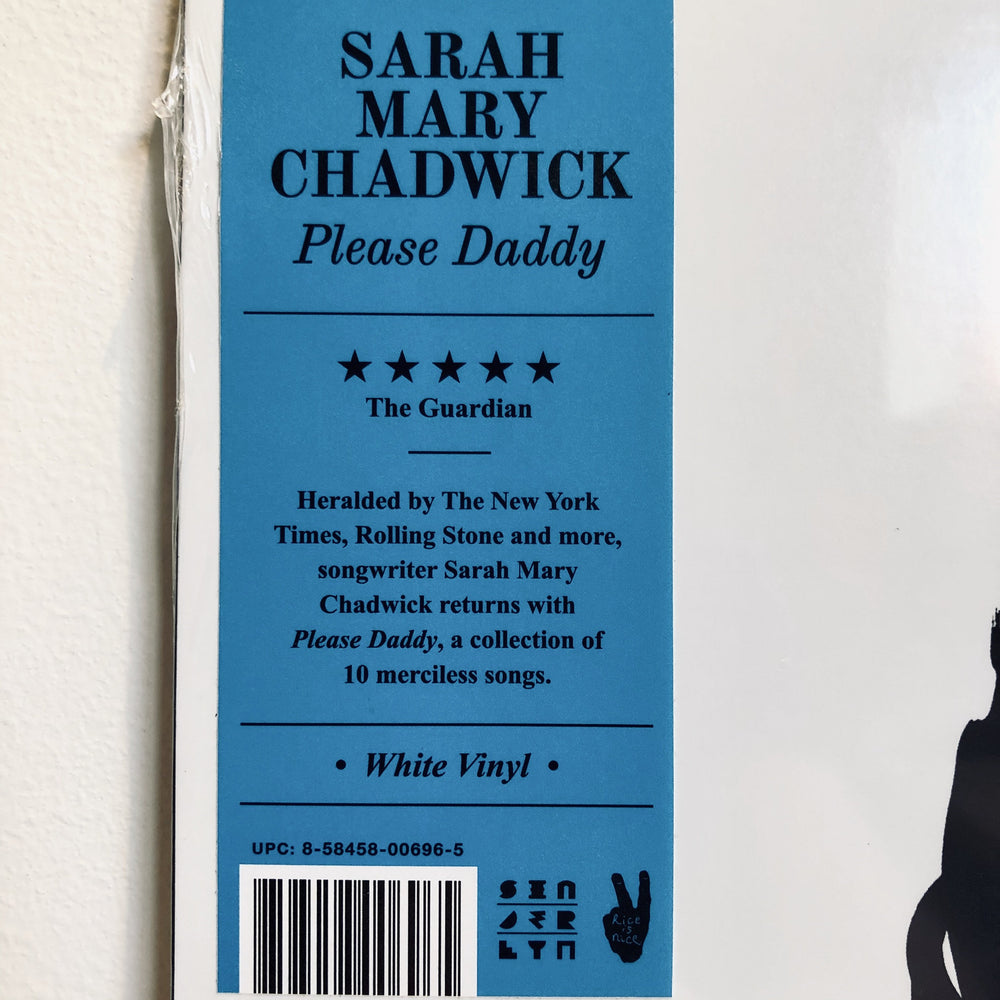 Sarah Mary Chadwick - Please Daddy. LP