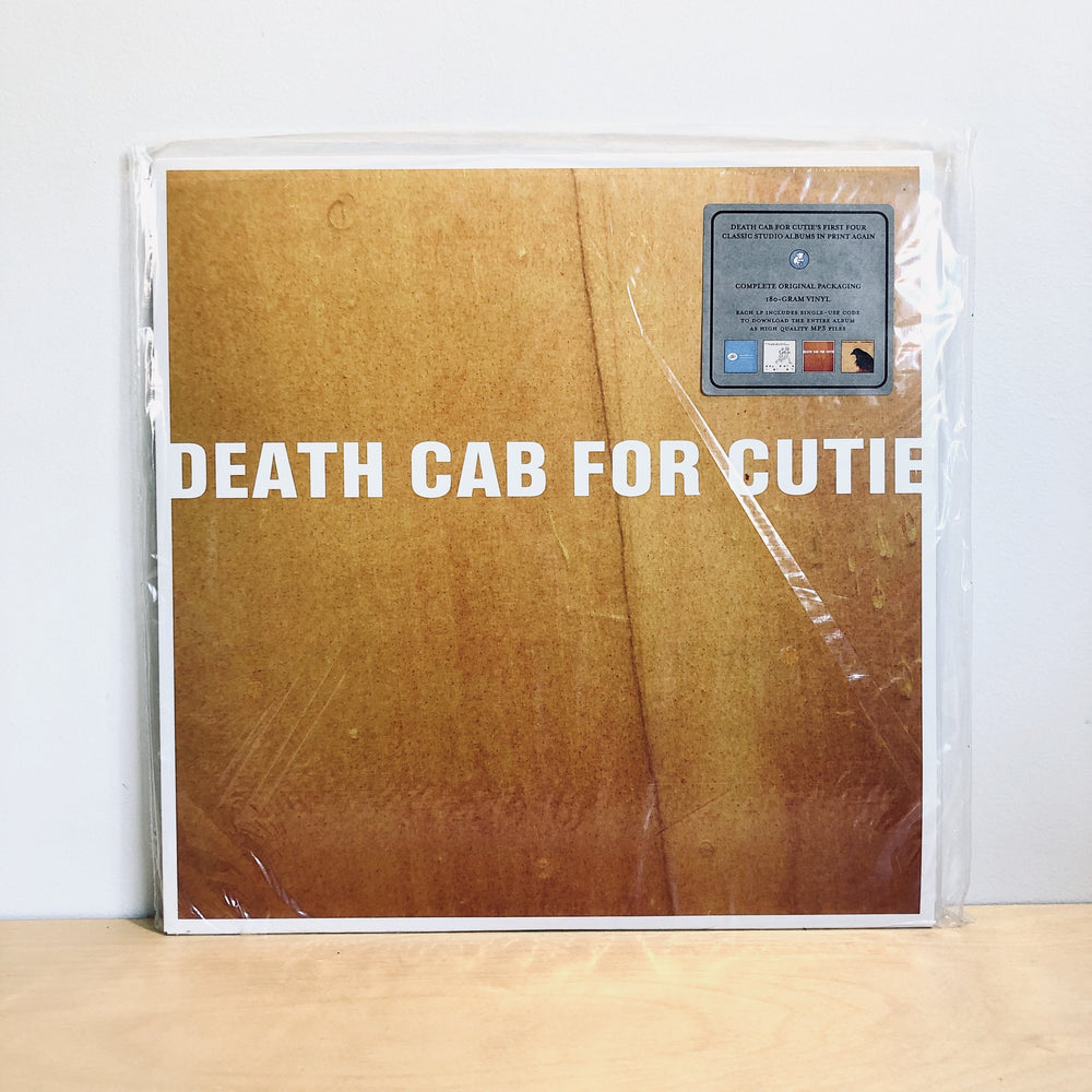 Death Cab For Cutie - The Photo Album. LP (180gram)