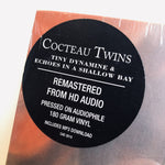 Cocteau Twins  -Tiny Dynamite  / Echoes In A Shallow Bay -  180g LP