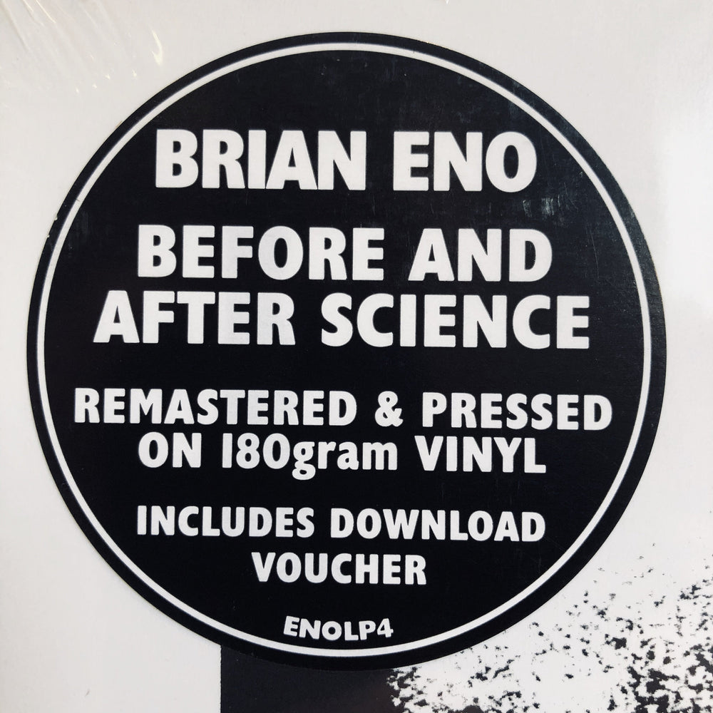 Brian Eno - Before And After Science. LP