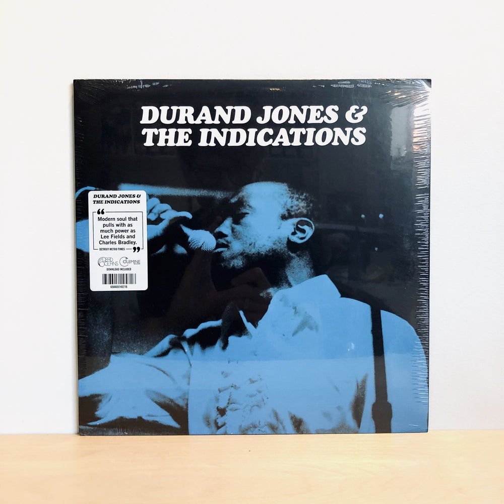 Durand Jones & The Indications - S/T LP.