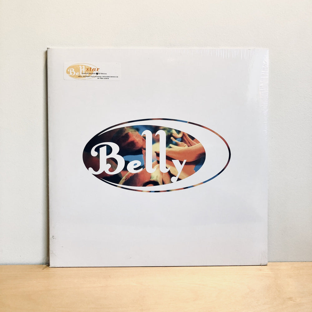 Belly - Star. 2LP [Limited White Marble Edition, Inc. CD]