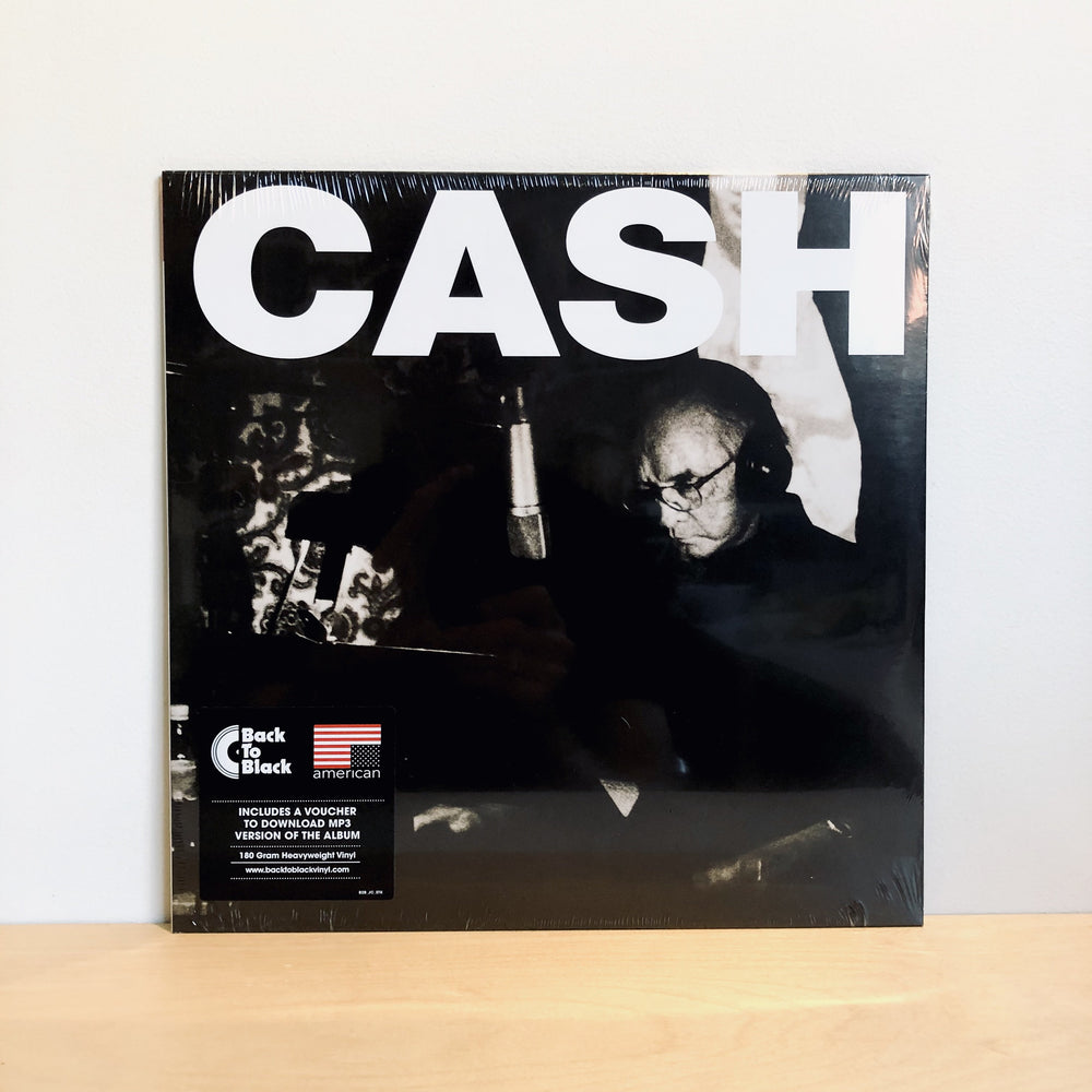 Johnny Cash - A Hundred Highways American V. LP