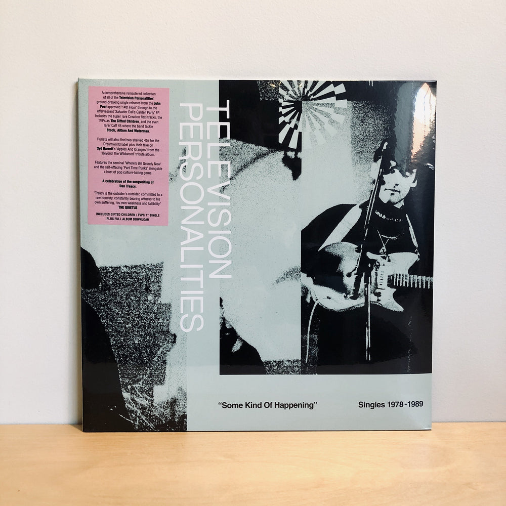 Television Personalities - Some Kind of Happening: Singles 1978 - 1989 [2LP]