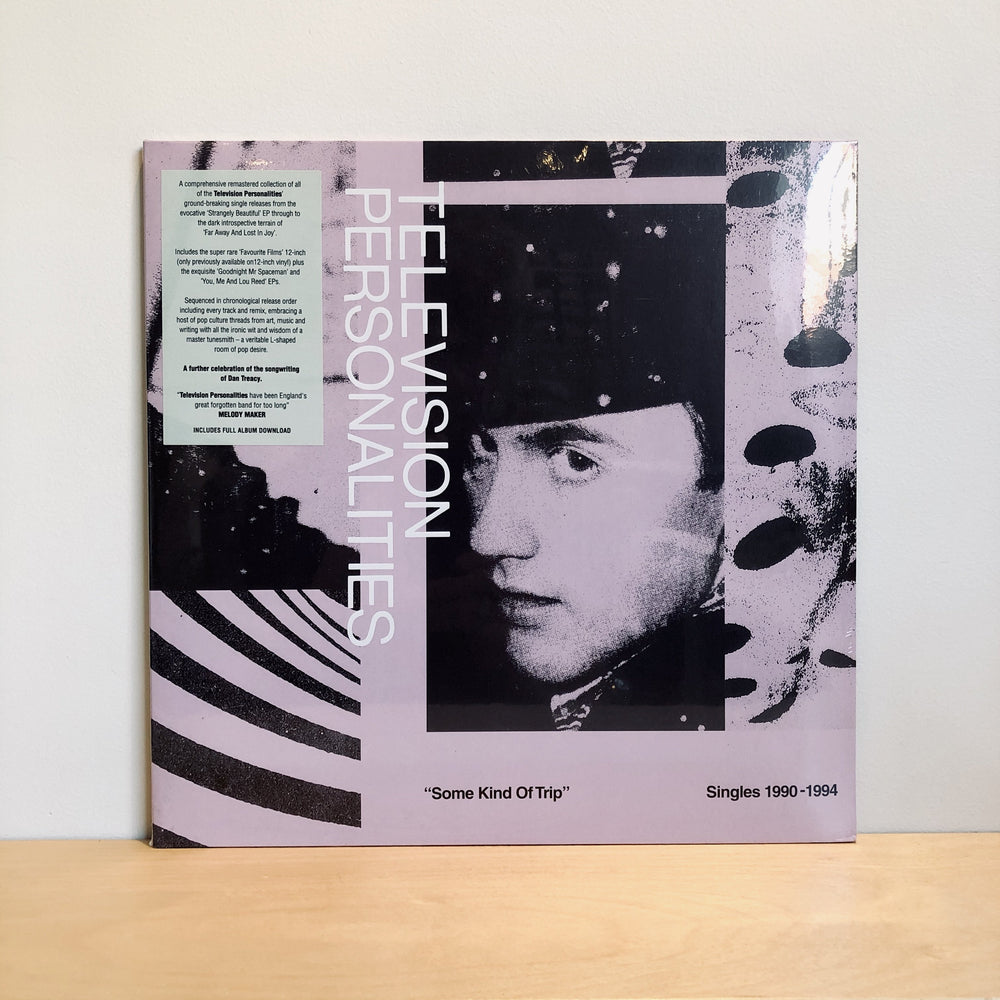 Television Personalities - Some Kind of Trip [2LP]