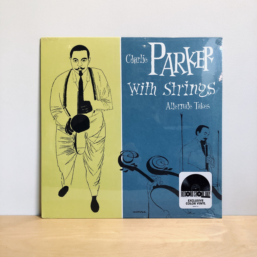 Charlie Parker - Charlie Parker With Strings: The Alternate Takes [LP]