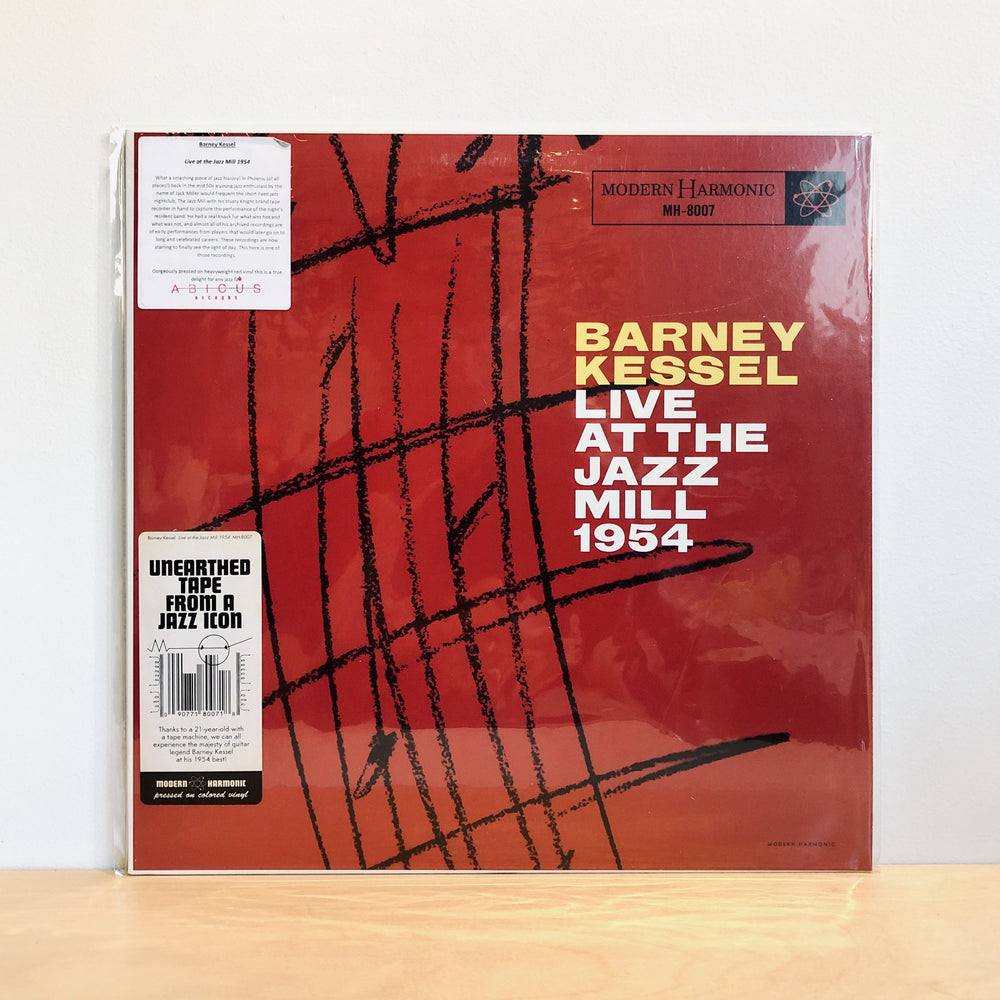 Barney Kessel - Live at The Jazz Mill (LP)