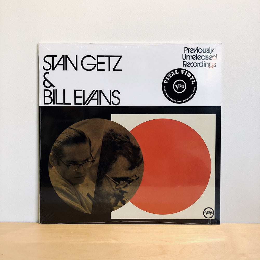 Stan Getz & Bill Evans - S/T LP