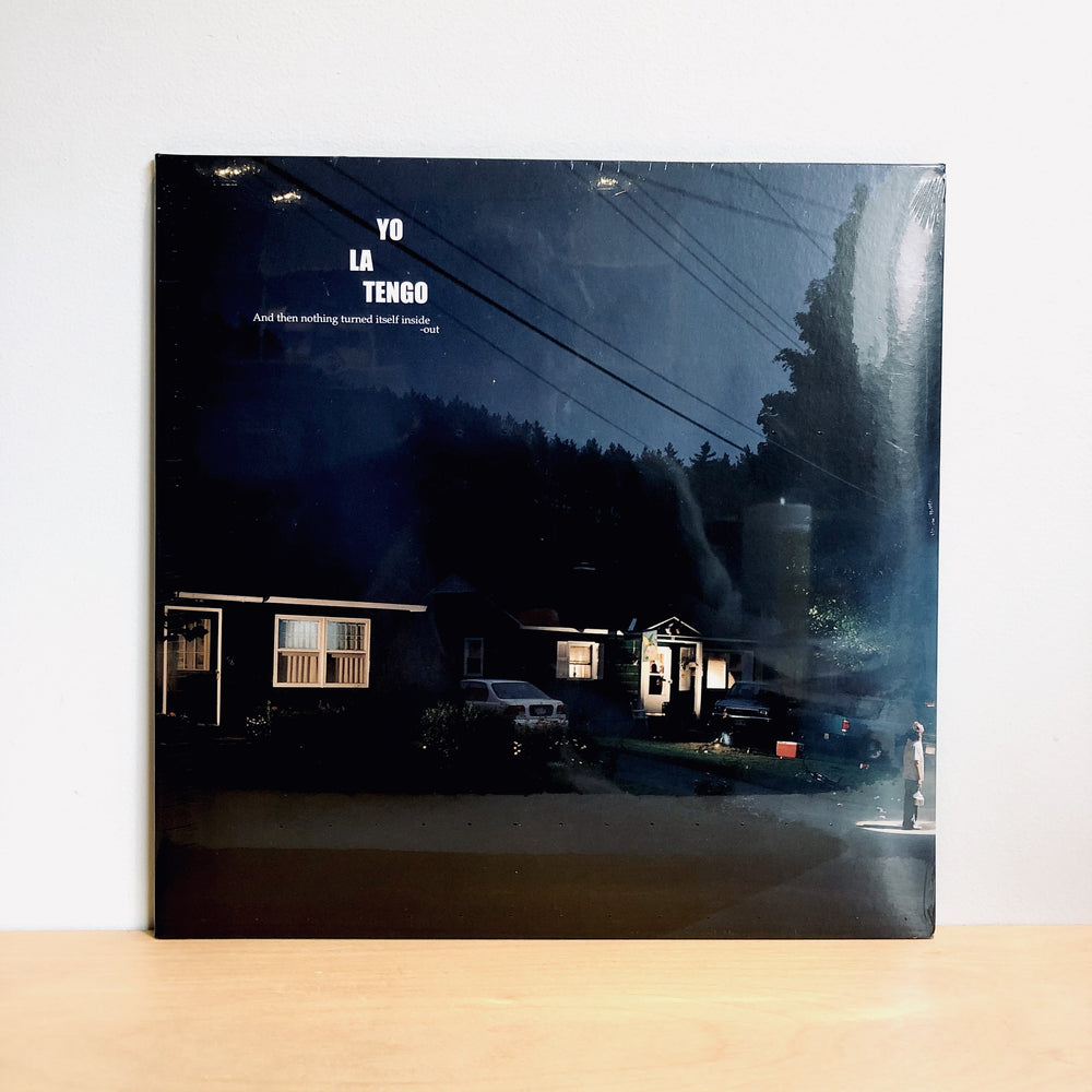 Yo La Tengo - And Then Nothing Turned Itself Inside Out. LP