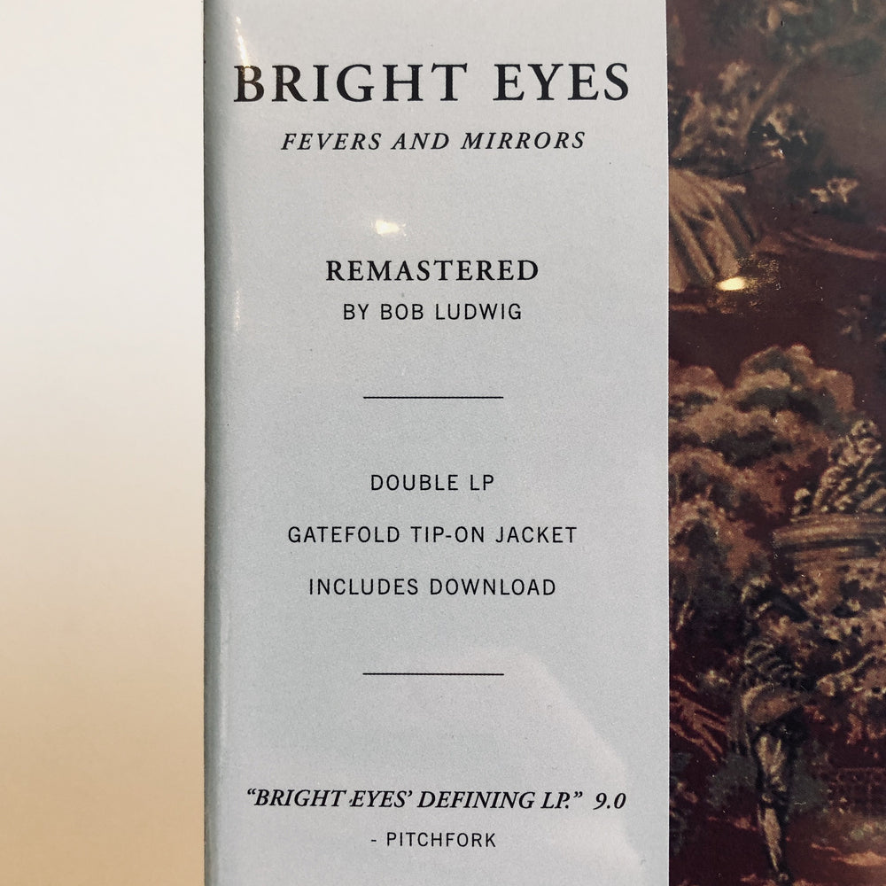 Bright Eyes -  Fevers and Mirrors LP (Remastered)