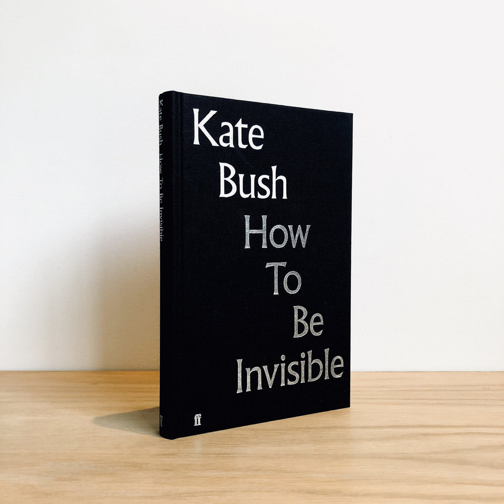 How to Be Invisible - Kate Bush