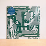 Girl Band - The Talkies. LP [Indies Exclusive Blue Vinyl]
